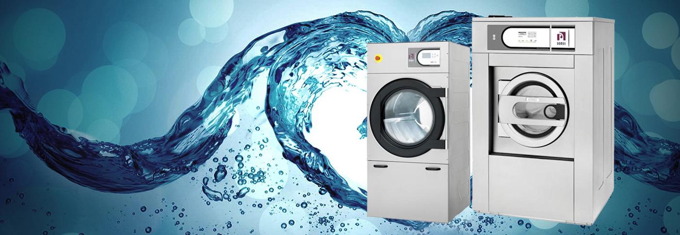 Lavant, s.r.o. ponúka priemyselné profesionálne práčky a sušičky.